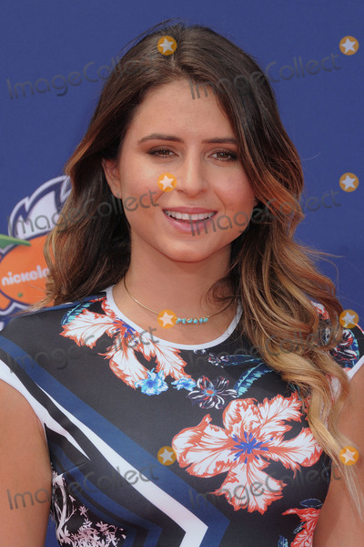 Anastasia Ashley Photo - 16 July 2015 - Westwood California - Anastasia Ashley Nickelodeon Kids Choice Sports Awards 2015 held at the UCLA Pauley Pavilion Photo Credit Byron PurvisAdMedia