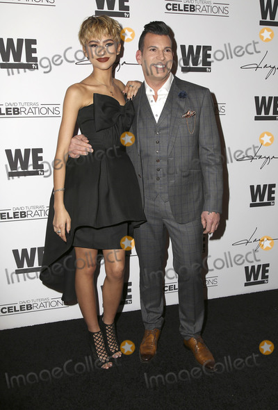 David Tutera Photo - 29 January 2016 - Hollywood California - Zendaya Coleman Zendaya David Tutera Daya By Zendaya Shoe Line Launch Party to be featured on an upcoming episode of WE tvs David Tuteras CELEBrations held at Raleigh Studios Photo Credit Parisa MichelleAdMedia