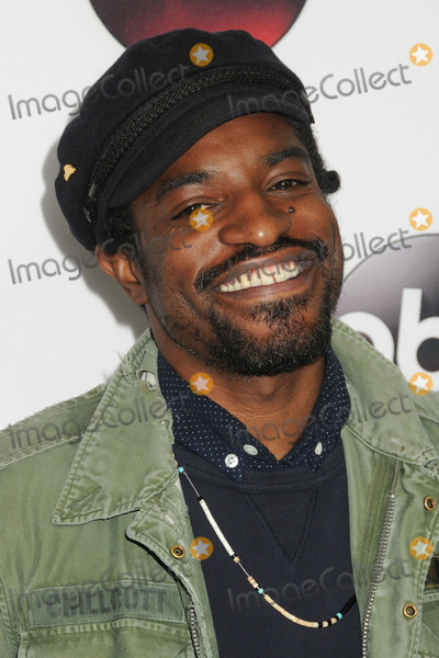 Andre Benjamin Photo - 9 January 2016 - Pasadena California - Andre Benjamin Andre 3000 DisneyABC 2016 Winter TCA Press Tour held at The Langham Huntington Hotel Photo Credit Byron PurvisAdMedia