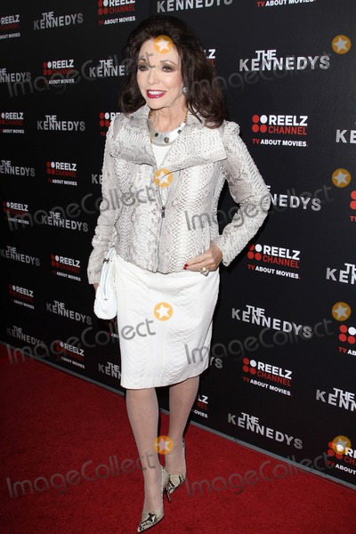 Kennedy Photo - 28  March 2011 - Beverly Hills California - Joan Collins The Kennedys World Premiere Held At The AMPAS Samuel Goldwyn Theater Photo Kevan BrooksAdMedia