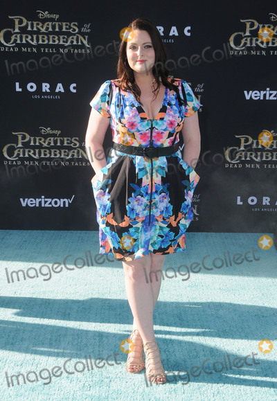 ASH Photo - 18 May 2017 - Hollywood California - Lauren Ash Premiere Of Disneys Pirates Of The Caribbean Dead Men Tell No Tales at Dolby Theatre in Hollywood Photo Credit Birdie ThompsonAdMedia