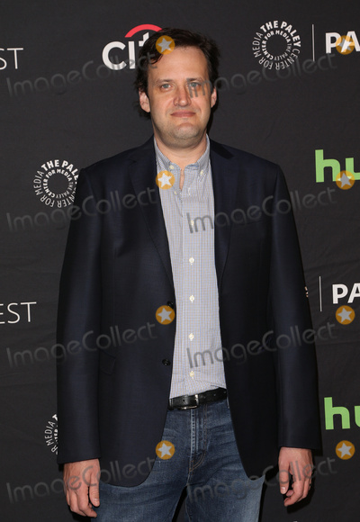 Andrew Kreisberg Photo - 18 March 2017 - Hollywood California - Andrew Kreisberg The Paley Center For Medias 34th Annual PaleyFest Los Angeles - The CW Heroes  Aliens held at Dolby Theatre Photo Credit AdMedia