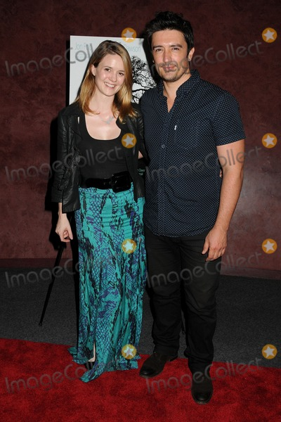 Adam Croasdell Photo - 3 September 2014 - Los Angeles California - Henrietta Meirem Adam Croasdell Duality Short Film Premiere held at The Landmark Theater Photo Credit Byron PurvisAdMedia