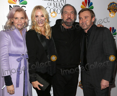 Andrea Bernard Photo - 02 December 2015 - Hollywood California - Andrea Bernard Schroder Eloise Dejoria John Paul DeJoria Rick Dolly Partons Coat of Many Colors Screening held at the  Egyptian Theatre Photo Credit SammiAdMedia