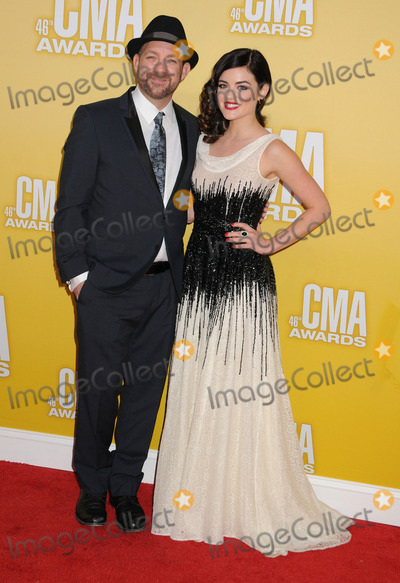 Kristian Bush Photo - 01 November 2012 - Nashville Tennessee - Lucy Hale and Kristian Bush Sugarland The 46th Annual CMA Awards Country Musics Biggest Night held at Bridgestone Arena Photo Credit Byron PurvisAdMedia