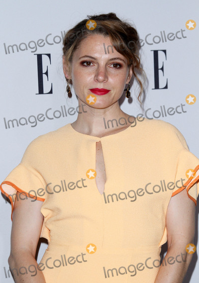 Amy Seimetz Photo - 20 January 2016 - Los Angeles California - Amy Seimetz ELLEs Women In Television Celebration presented by Hearts on Fire Diamonds and Olay held at the Sunset Tower Hotel Photo Credit AdMedia