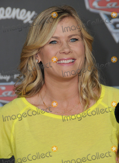 Alison Sweeney Photo - 10 June 2017 - Anaheim California - Alison Sweeney Premiere of Disney Pixars Cars 3 held at the Anaheim Convention Center in Anaheim Photo Credit Birdie ThompsonAdMedia