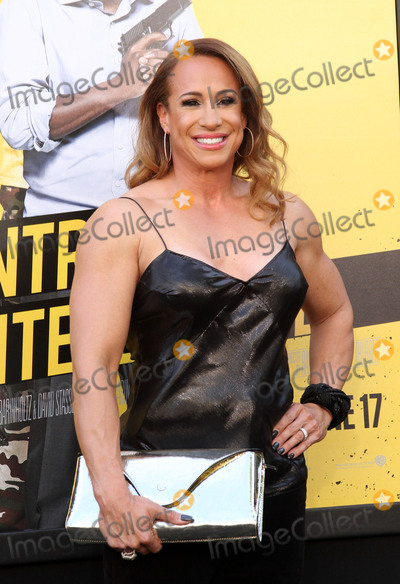 Dany Garcia Photo - 10 June 2016 - Los Angeles California - Dany Garcia Central Intelligence Los Angeles Premiere held at Westwood Village Theatre Photo Credit AdMedia