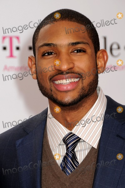 Al Horford Photo - 20 February 2011 - Los Angeles California - Al Horford T-Mobile Magenta Carpet at the 2011 NBA All-Star Game held at LA Live Photo Byron PurvisAdMedia