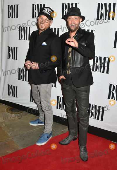 LoCash Cowboys Photo - 04 November 2014 - Nashville Tennessee - Chris Lucas Preston Brust LoCash Cowboys 62nd Annual BMI Country Awards 2014 BMI Country Awards held at BMI Music Row Headquarters Photo Credit Laura FarrAdMedia