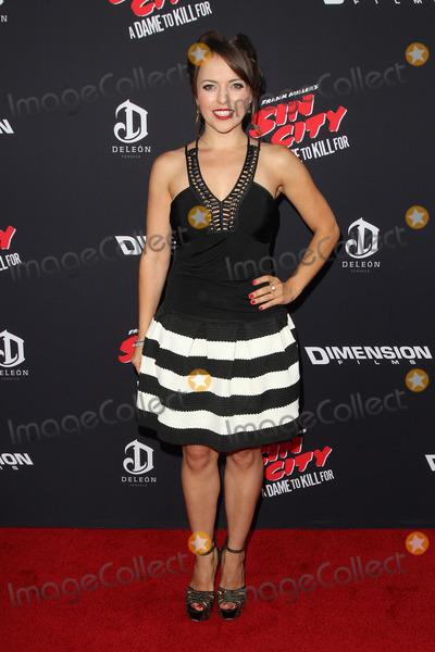Olga Kay Photo - 19 August 2014 - Hollywood California - Olga Kay Sin City A Dame To Kill For  Los Angeles Premiere at TCL Chinese Theatre Photo Credit F SadouAdMedia