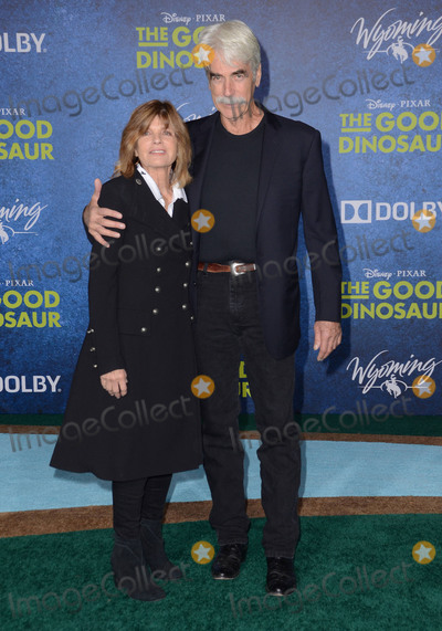 Katharine Ross Photo - 17 November - Hollywood Ca - Katharine Ross Sam Elliott Arrivals for the Premiere of Disney-Pixars The Good Dinosaur held at The El Capitan Theater Photo Credit Birdie ThompsonAdMedia