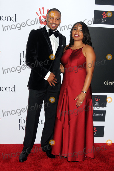 Andre Ward Photo - 10 December 2015 - Santa Monica California - Andre Ward Tiffiney Ward 2nd Annual Diamond Ball held at Barker Hangar Photo Credit Byron PurvisAdMedia
