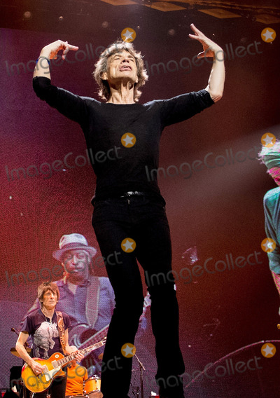 Rolling Stones Photo - 14 June 2013 - Boston Massachusetts - Mick Jagger The Rolling Stones The Rolling Stones 50  Counting Tour live at TD Garden Photo Credit Randy PollickAdMedia