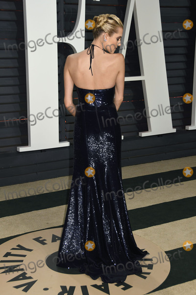 Allison Williams Photo - 26 February 2017 - Beverly Hills California - Allison Williams 2017 Vanity Fair Oscar Party held at the Wallis Annenberg Center Photo Credit Byron PurvisAdMedia