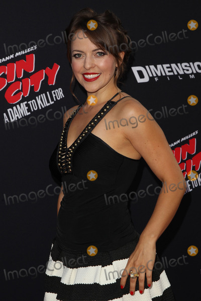 Olga Kay Photo - 19 August 2014 - Hollywood California - Olga Kay Sin City A Dame To Kill For  Los Angeles Premiere at TCL Chinese Theatre Photo Credit F SadouAdMedia