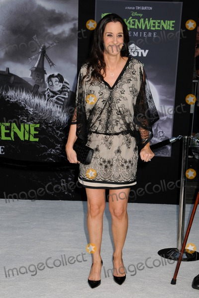 Allison Abbate Photo - 24 September 2012 - Hollywood California - Allison Abbate Frankenweenie Los Angeles Premiere held at the El Capitan Theatre Photo Credit Byron PurvisAdMedia