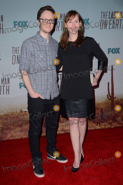 Akiva Schaffer Photo - 24 February 2015 - Los Angeles California - Akiva Schaffer Arrivals for FOXs The Last Man on Earth series premiere screening held at Big Daddys Antiques Shop Photo Credit Birdie ThompsonAdMedia
