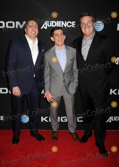 Andrew Siciliano Photo - 6 October 2015 - West Hollywood California - Chris Long Andrew Siciliano Bart Peters Kingdom Season 2 Los Angeles Premiere held at the Pacific Design Center Photo Credit Byron PurvisAdMedia