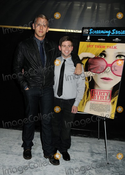 Abe Sylvia Photo - 5 October 2011 - Hollywood California - Abe Sylvia and Jeremy Dozier Gen Art Screening of Dirty Girl held at Manns Chinese 6 Theatre Photo Credit Byron PurvisAdMedia
