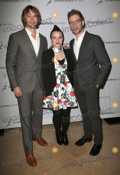 Renee-Felice Smith Photo - 20 April 2016 - Beverly Hills California - Eric Christian Olsen Rene Felice Smith Barrett Foa Extraordinary Families 1st Annual Gala held at the Beverly Hilton Hotel Photo Credit SammiAdMedia