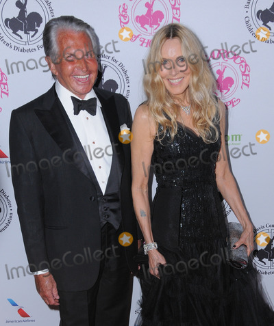 Alana Stewart Photo - 08 October 2016 - Beverly Hills California George Hamilton Alana Stewart 2016 Carousel Of Hope Ball held at The Beverly Hilton Hotel Photo Credit Birdie ThompsonAdMedia