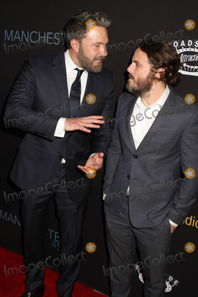 Ben Affleck Photo - 14 November 2016 - Beverly Hills California - Ben Affleck Casey Affleck Manchester By The Sea Los Angeles Premiere held at The Academy of Motion Picture Arts  Sciences Photo Credit Byron PurvisAdMedia