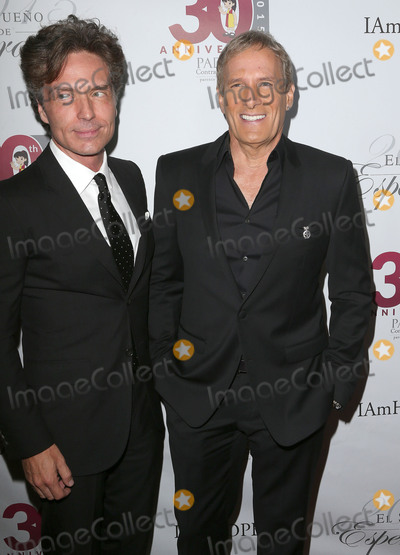 Richard Marx Photo - 17 September 2015 - Hollywood California - Richard Marx Michael Bolton Padres Contra El Cancers 15th Annual El Sueno De Esperanza held at Boulevard3 Photo Credit F SadouAdMedia