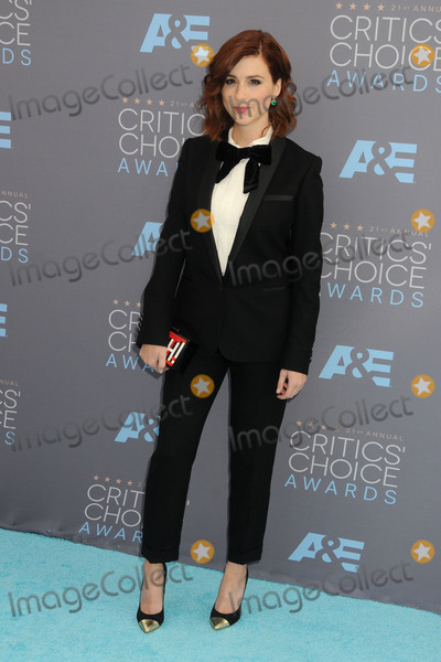 Aya Photo - 17 January 2016 - Santa Monica California - Aya Cash 21st Annual Critics Choice Awards - Arrivals held at Barker Hangar Photo Credit Byron PurvisAdMedia