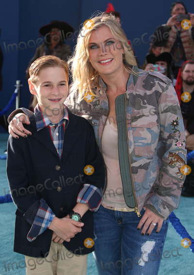 Alison Sweeney Photo - 18 May 2017 - Hollywood California - Alison Sweeney Benjamin Sanov Disneys Pirates Of The Caribbean Dead Men Tell No Tales Los Angeles Premiere held at the Dolby Theatre Photo Credit AdMedia