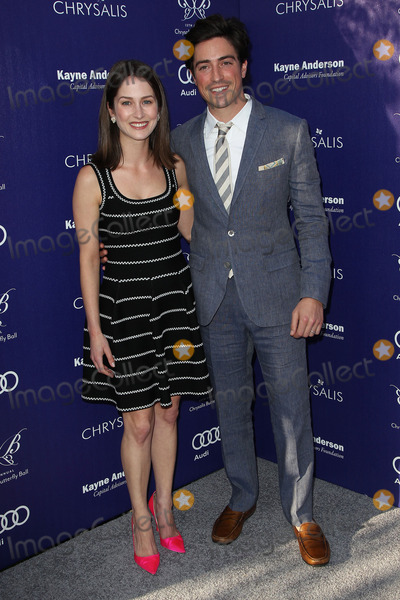 Michelle Mulitz Photo - 08 June 2014 - Bel Air California - Ben Feldman Michelle Mulitz 13th Annual Chrysalis Butterfly Ball held at a private residence in Bel Air Photo Credit F SadouAdMedia
