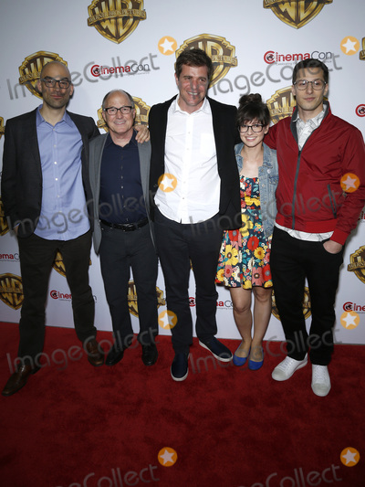 Andy Sandberg Photo - 12 April 2016 - Las Vegas Nevada -  Katie Crown Andy Sandberg Warner Brothers Pictures presents The Big Picture at 2016 CinemaCon at The Colosseum of Caesars Palace Photo Credit MJTAdMedia
