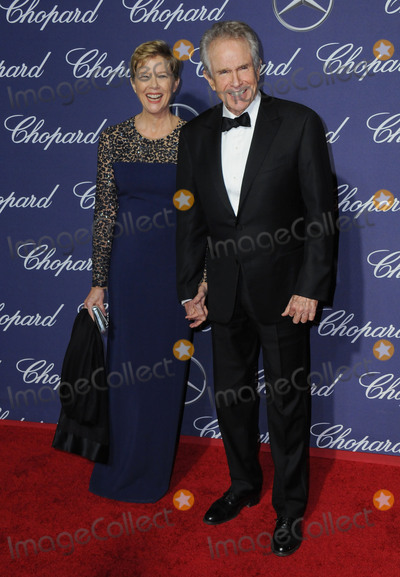 Annette Benning Photo - 02 January 2017 - Palm Springs California - Annette Benning Warren Beatty 2017 Palm Springs International Film Festival Gala held at Palm Springs Convention Center Photo Credit Birdie ThompsonAdMedia