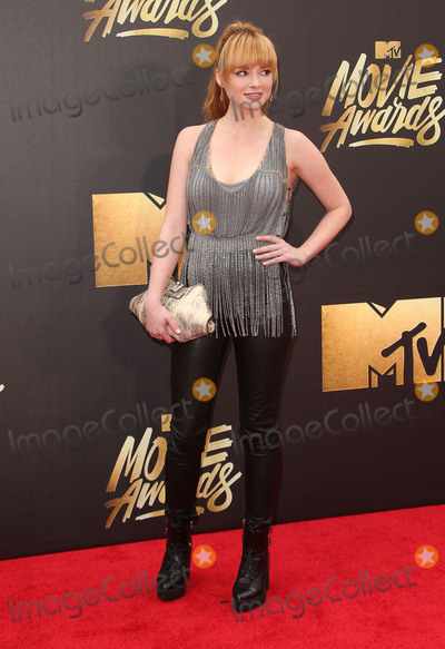 Ashley Rickards Photo - 09 April 2016 - Burbank California - Ashley Rickards 2016 MTV Movie Awards held at Warner Bros Studios Photo Credit SammiAdMedia