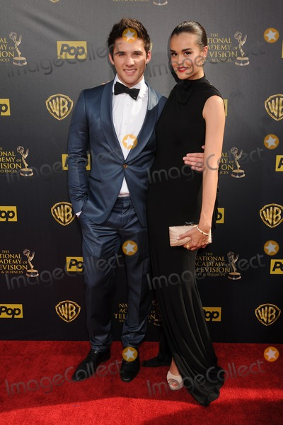 Casey Moss Photo - 26 April 2015 - Burbank California - Casey Moss True OBrien The 42nd Annual Daytime Emmy Awards - Arrivals held at Warner Bros Studios Photo Credit Byron PurvisAdMedia