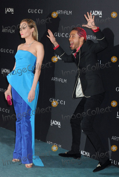 Jared Leto Photo - 7 November 2015 - Los Angeles California - Diane Kruger Jared Leto LACMA 2015 ArtFilm Gala held at LACMA Photo Credit Byron PurvisAdMedia