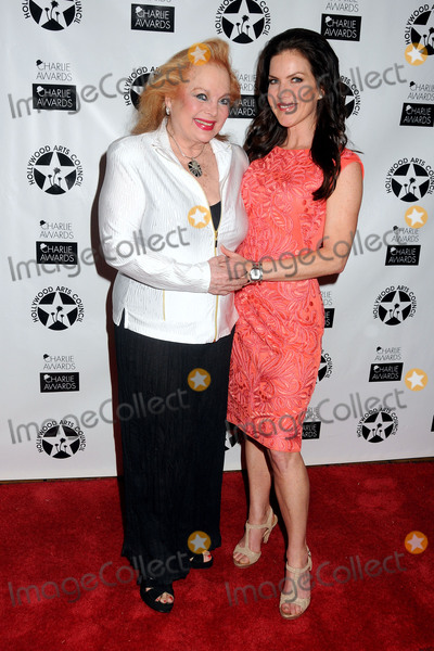 Carol Connors Photo - 1 May 2015 - Hollywood California - Carol Connors Kira Reed Lorsch 29th Annual Charlie Awards held at the Roosevelt Hotel Photo Credit Byron PurvisAdMedia
