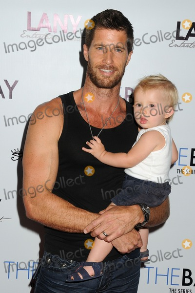 Rib Hillis Photo - 4 August 2014 - West Hollywood California - Rib Hillis The Bay Red Carpet Party held at Open Air KitchenBar Photo Credit Byron PurvisAdMedia