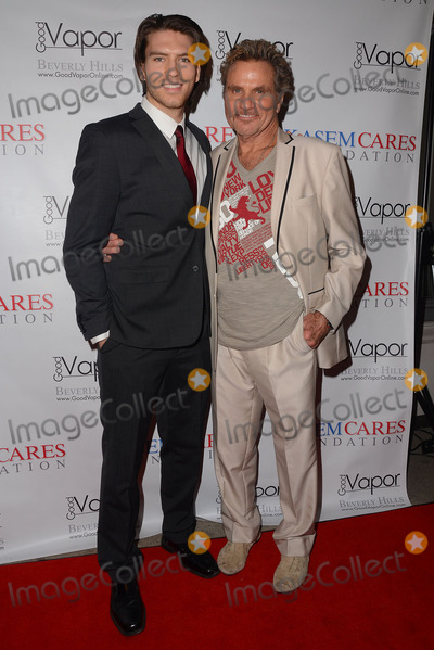 Jesse Kove Photo - 22 February 2014 - Universal City California - Jesse Kove Martin Kove Arrivals for the Kasem Cares Foundations first annual fundraiser at Good Vapor in Beverly Hills Ca Photo Credit Birdie ThompsonAdMedia