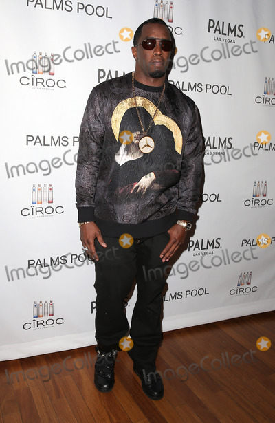 Sean Diddy Combs Photo - 04 May 2013 - Las Vegas NV -  Sean Diddy Combs Diddy hosts an after fight party at Palms Pool Photo Credit mjtAdMedia
