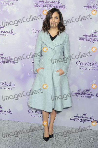 Bailee Madison Photo - 8 January 2016 - Pasadena California - Bailee Madison Hallmark Channel Winter 2016 Television Critics Association Press Tour held at Tournament House Photo Credit Byron PurvisAdMedia