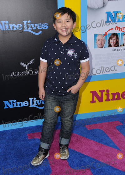 Albert Tsai Photo - 01 August 2016 - Hollywood California Albert Tsai World premiere of Nine Lives held at the TCL Chinese Theatre Photo Credit Birdie ThompsonAdMedia