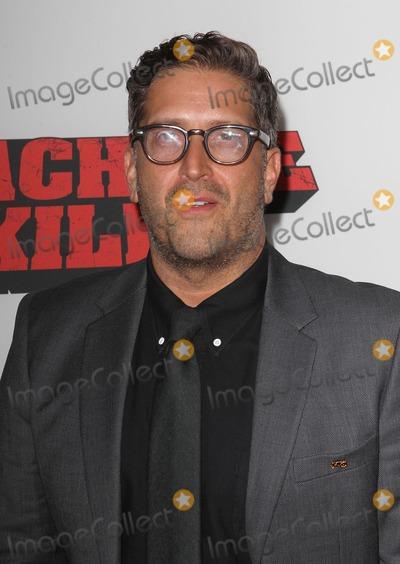 Aaron Kaufman Photo - 2 October 2013 - Los Angeles California - Aaron Kaufman Premiere Of Open Road Films Machete Kills  Held at Regal Cinemas LA Live Photo Credit Kevan BrooksAdMedia
