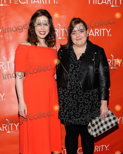Aidy Bryant Photo - 08 June 2017 - New York New York - Vanessa Bayer Aidy Bryant 2017 Hilarity for Charity Variety Show at Webster Hall Photo Credit Mario SantoroAdMedia