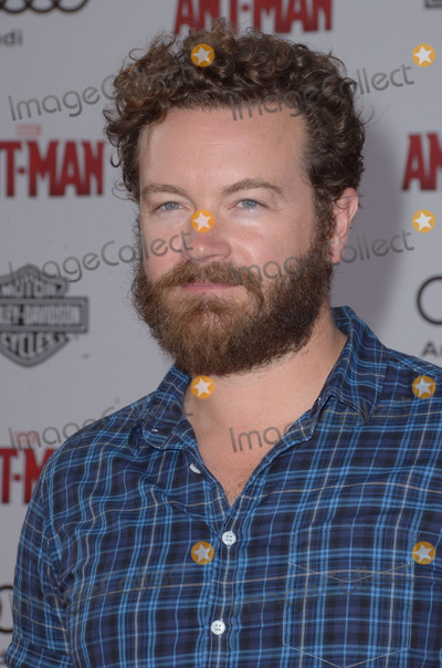 Danny Masterson Photo - 29 June 2015 - Hollywood California - Danny Masterson Arrivals for the world premiere of Marvels Ant-Man held at The Dolby Theater Photo Credit Birdie ThompsonAdMedia