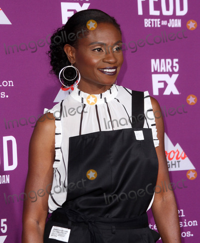 Adina Porter Photo - 1 March 2017 - Los Angeles California - Adina Porter FXs Feud Bette and Joan Premiere held at the Graumans Chinese Theatre Photo Credit AdMedia