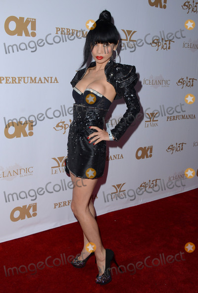 Bai Ling Photo - 12 February  - Hollywood Ca - Bai Ling Arrivals for the OK Magazines Pre-Grammy Event held at Lure Nightclub Photo Credit Birdie ThompsonAdMedia