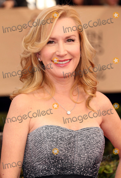 Angela Kinsey Photo - 29 January 2017 - Los Angeles California - Angela Kinsey 23rd Annual Screen Actors Guild Awards held at The Shrine Expo Hall Photo Credit F SadouAdMedia