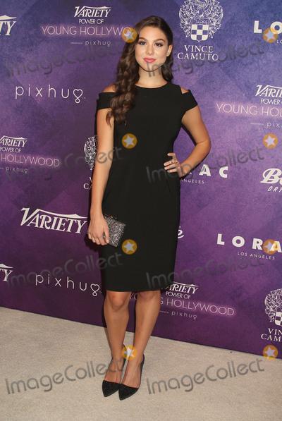 Kira Kosarin Photo - 17 August 2016 - Los Angeles California - Kira Kosarin Varietys Power Of Young Hollywood held at NeueHouse Hollywood Photo Credit AdMedia
