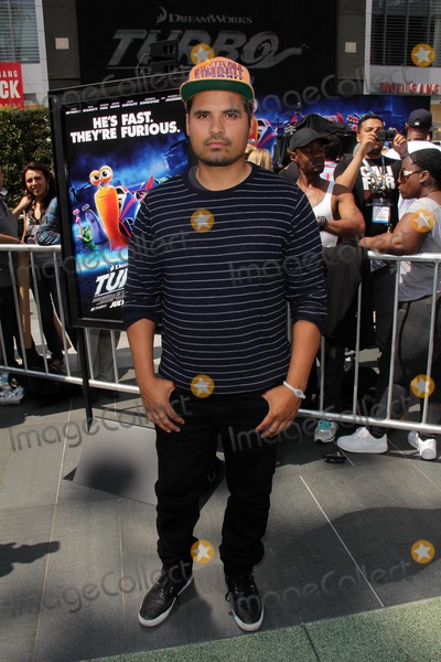 Michael Pena Photo - Michael Penaat the TURBO-Charged Party and Surprise Snoop Dogg Concert LA Live Los Angeles CA 06-12-13